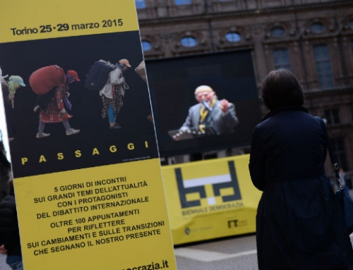 The multiple sides of emergency: a first glance at Biennale Democrazia's program