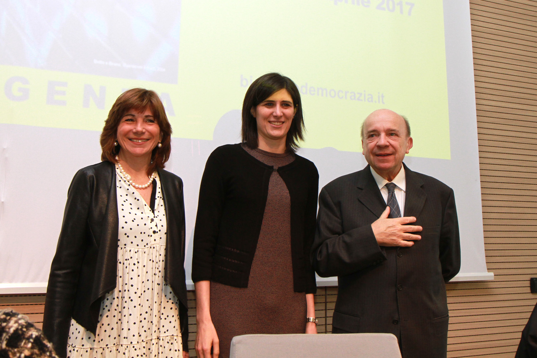 Conferenza stampa BD 2017