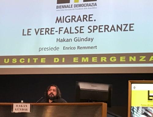 Günday racconta il viaggio al termine della speranza