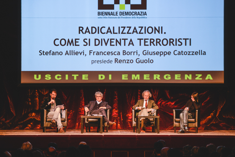 """""""In Europa la radicalizzazione islamica ha una deriva nichilista"""""""