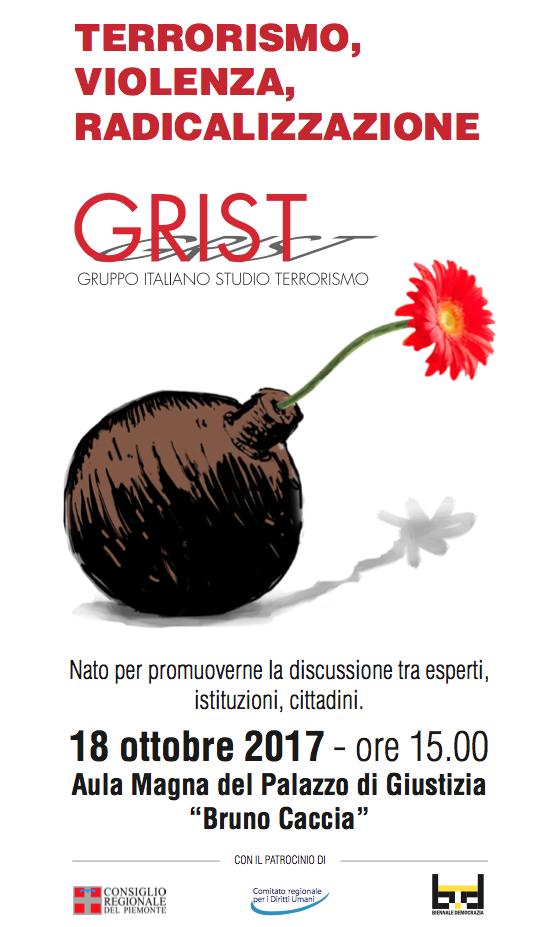 Terrorismo, a Torino un dialogo con gli esperti