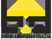 Biennale Democrazia Logo