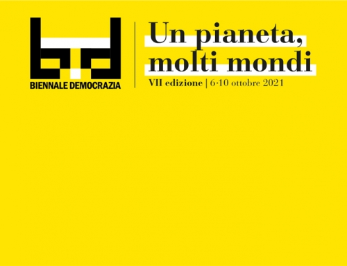 Biennale Democrazia 2021 si sposta a ottobre